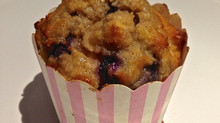 Fruity Low Carb Muffins