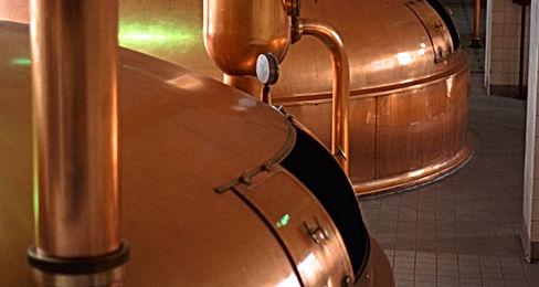 fábrica de cerveza