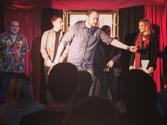 Comedy at the Cavendish Arms