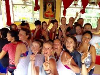 I'm a Yoga Teacher!!