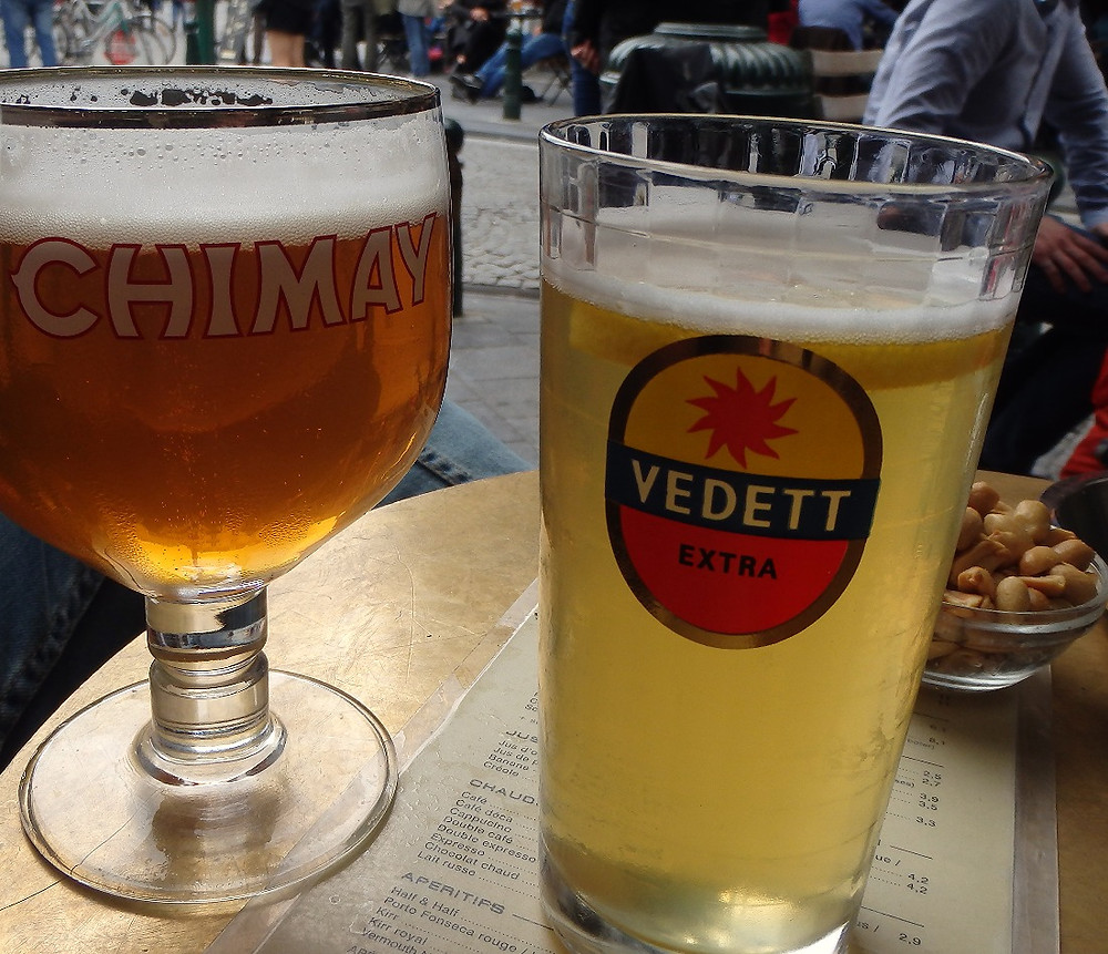 Two of our favourite beers