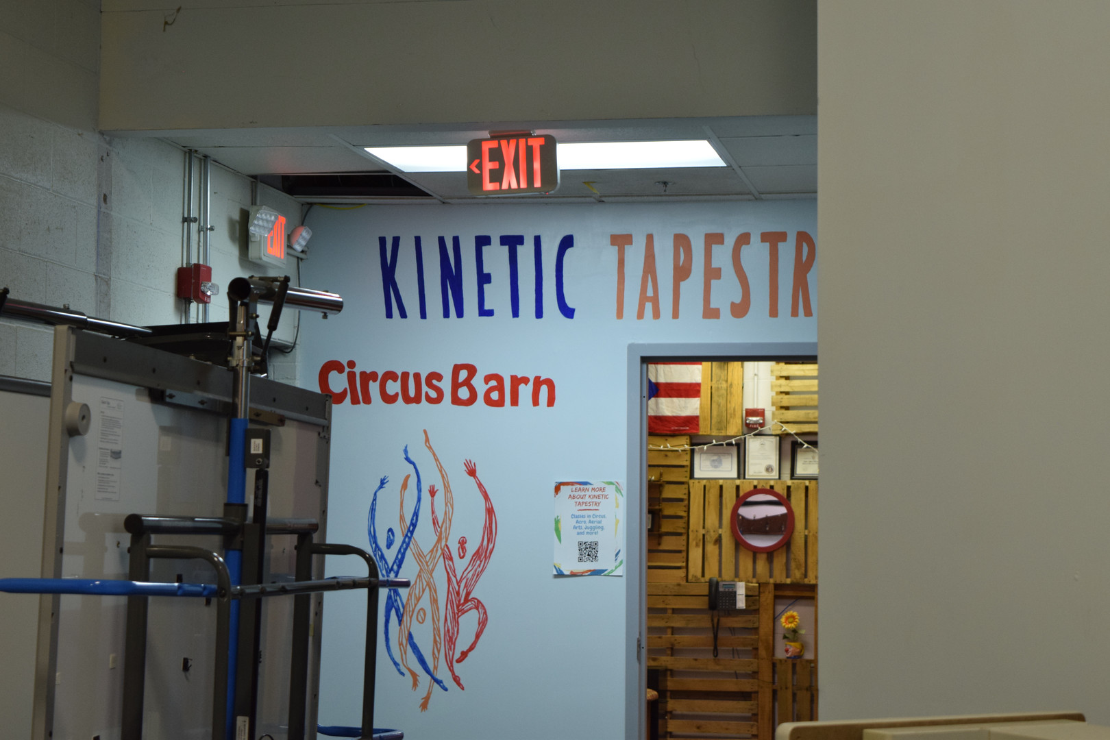 Expanded Kinetic Tapestry