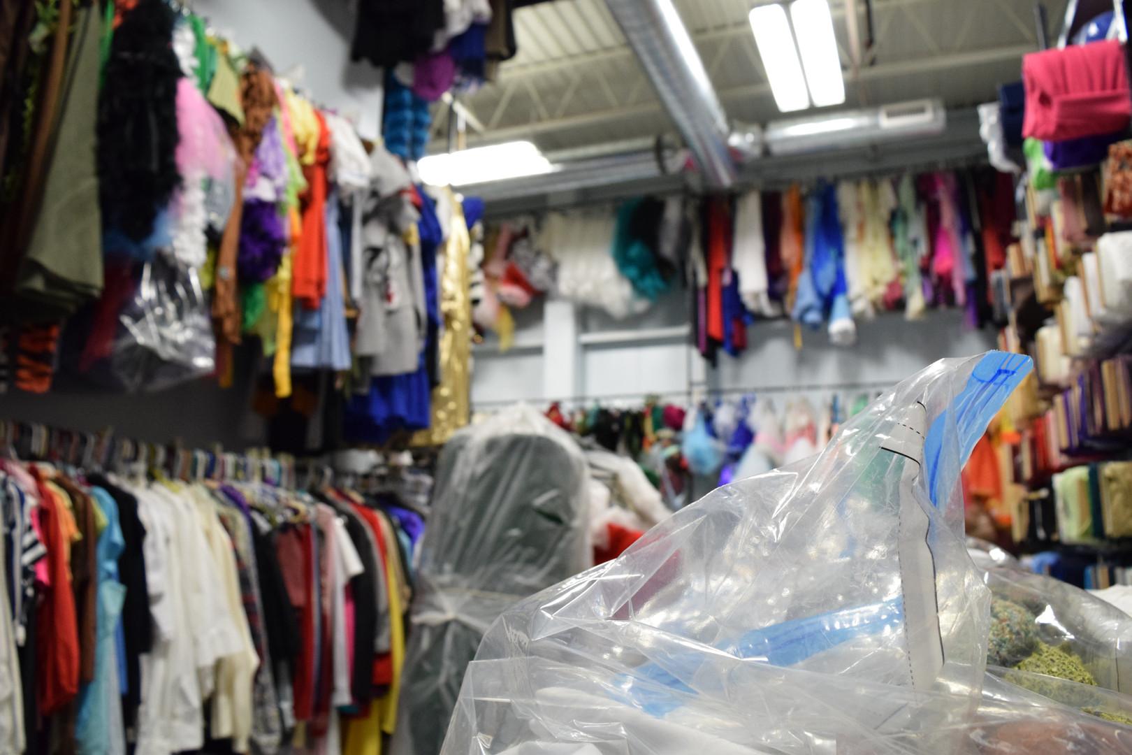New Costume Shop