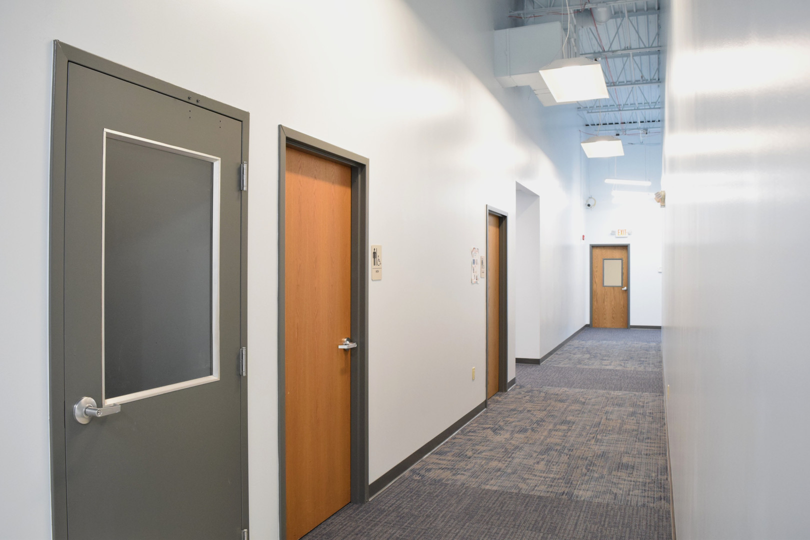 Expanded Hallway