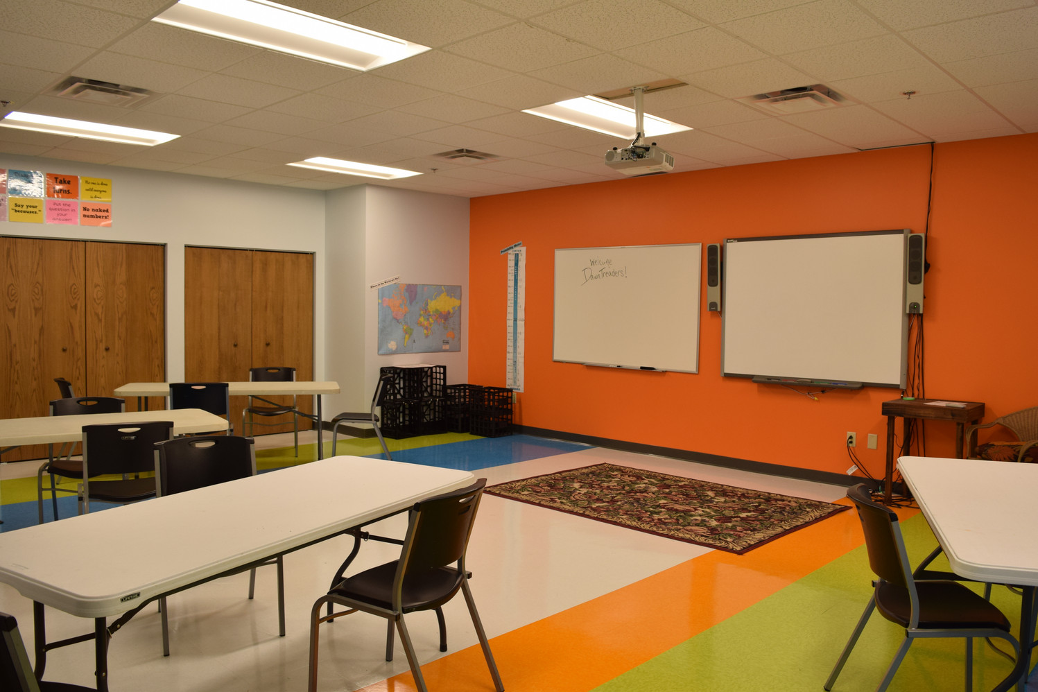Classroom H (After)