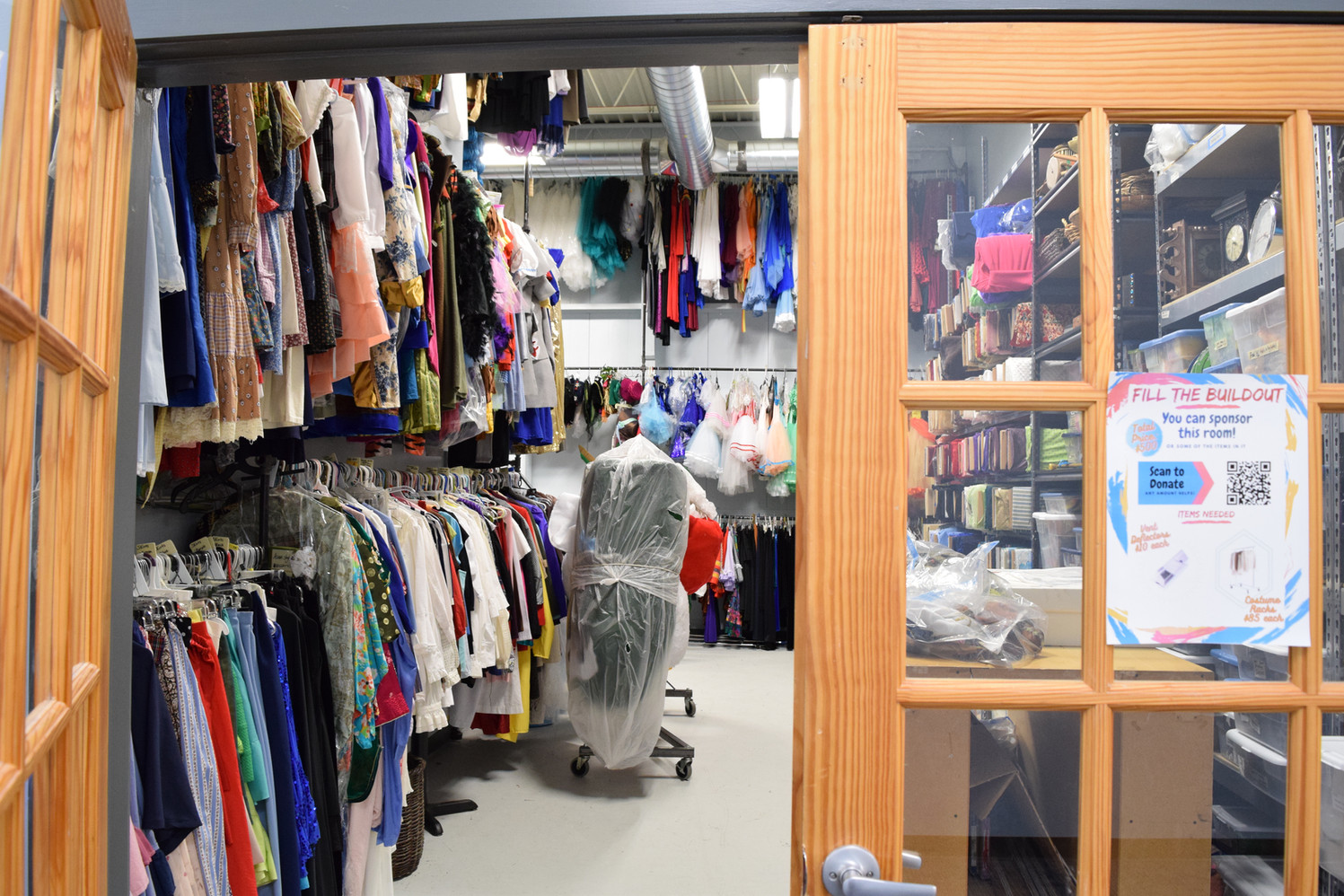 Costume Shop (After)