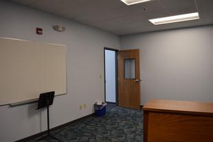 New Music Classroom