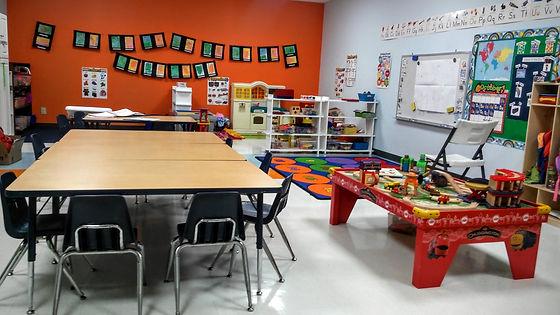 Creative Arts Classroom