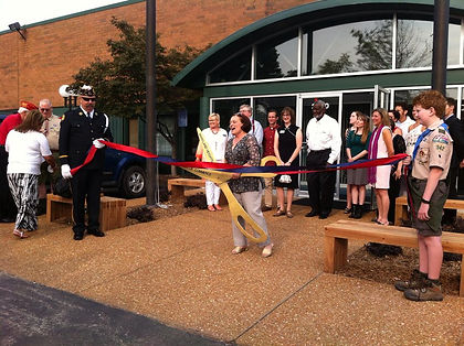 Ribbon Cutting Eagle.jpg