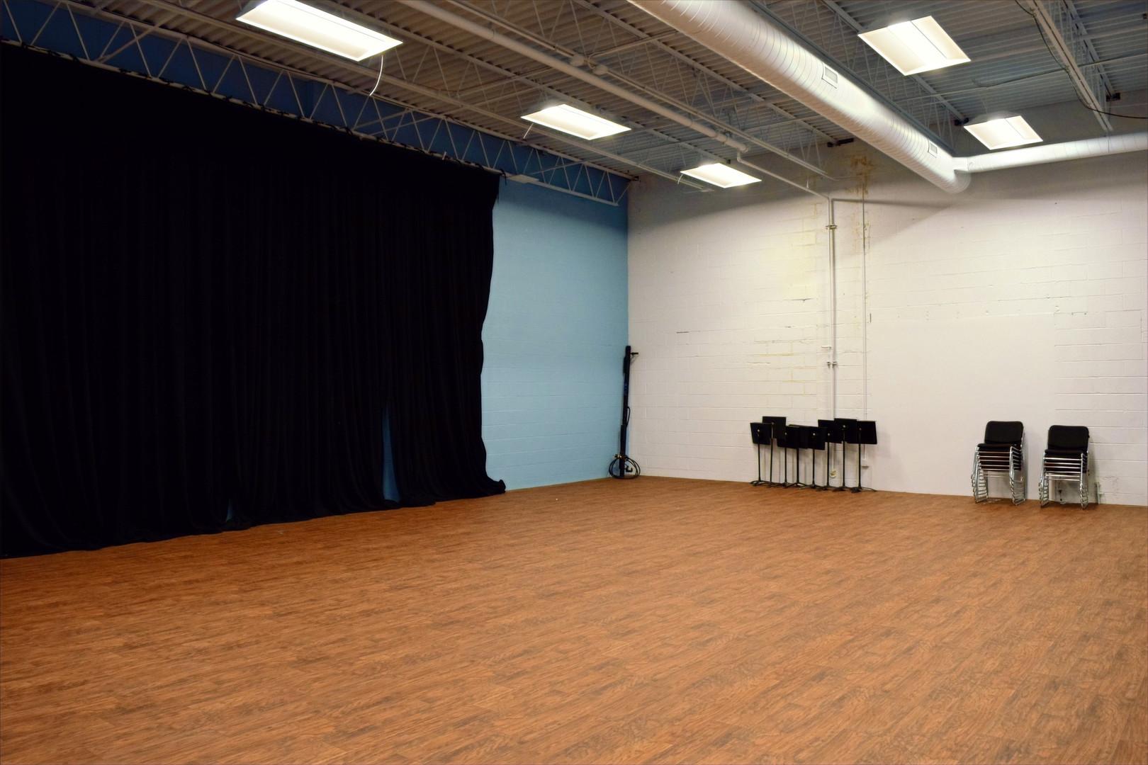 New Rehearsal Hall