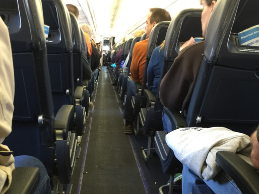 What I Learned From the Worst Flight Ever