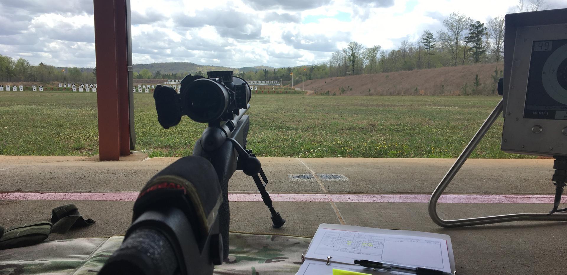 Steyr Academy Precision Rifle Course