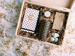You got this gift box