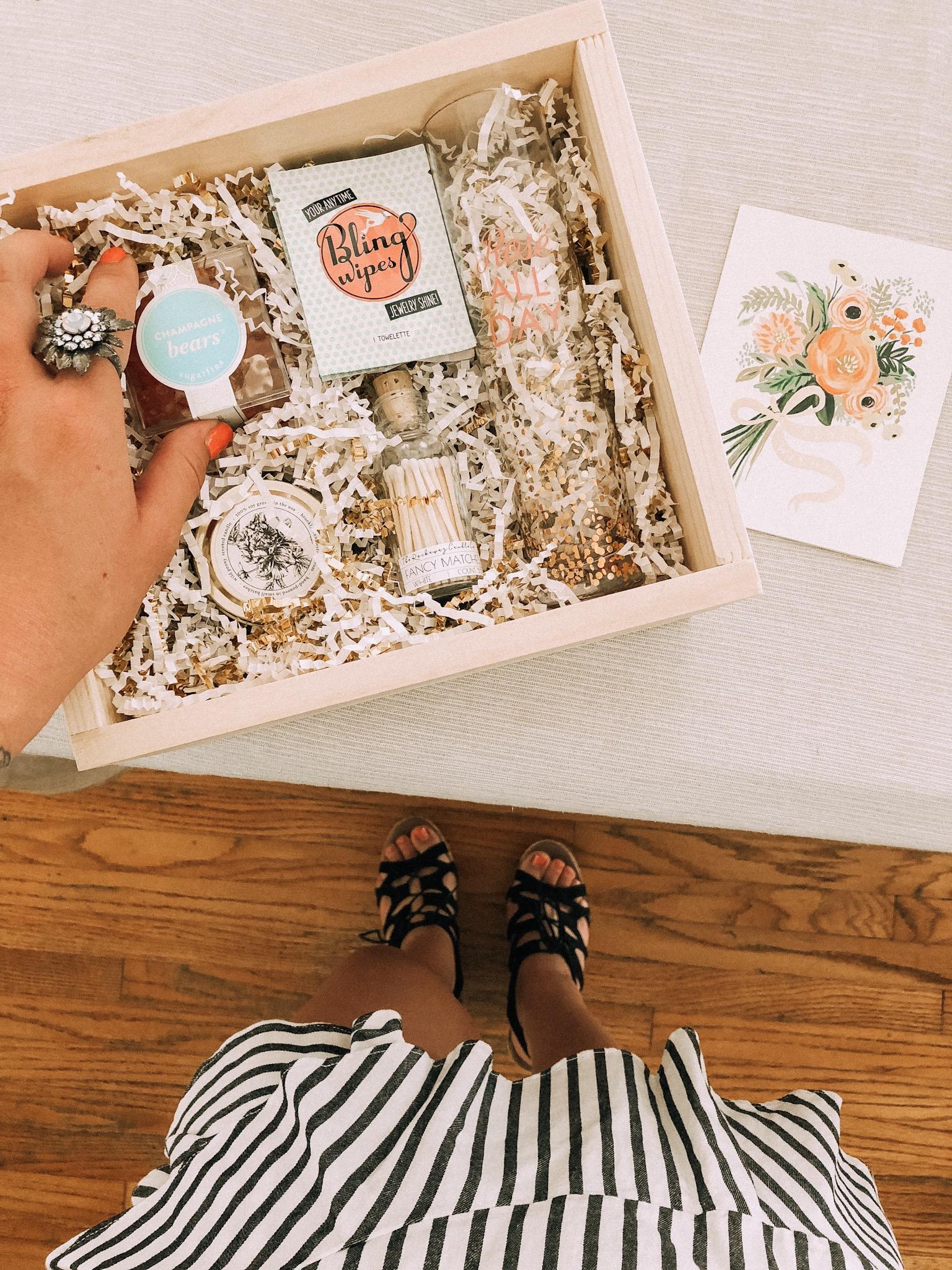 Congrats babe wedding gift