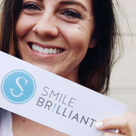 Show your brilliant smile. Best at home whitening kit. (Giveaway!)
