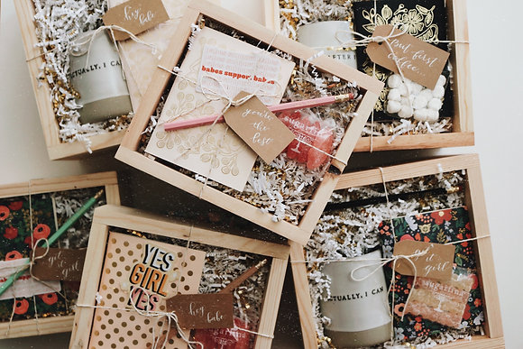 Custom client gifts- Inquire