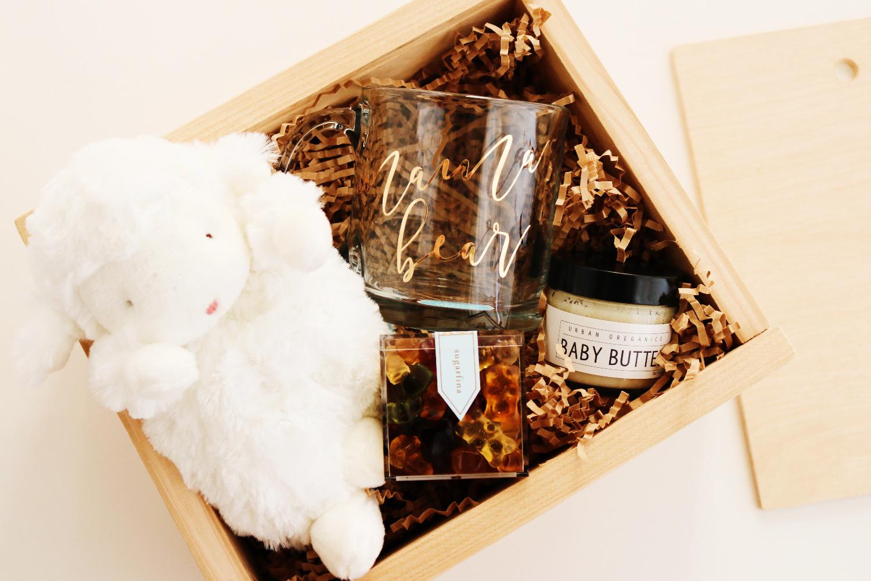 Mama bear gift box