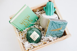 Rest and relaxation gift