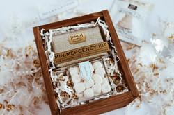 Mini custom gift box