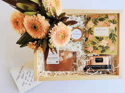 Custom gift box birthday