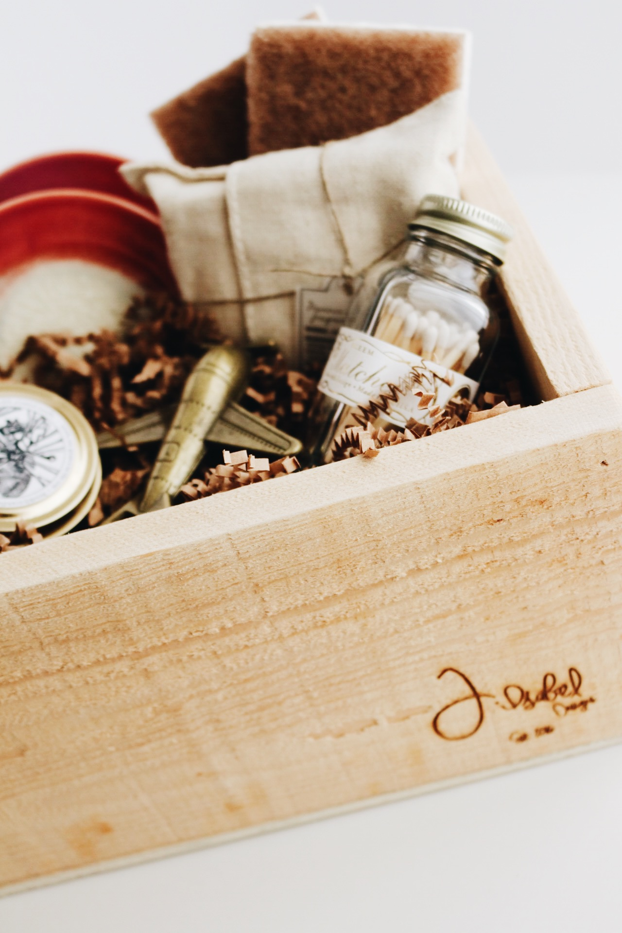 Custom Housewarming Gift Box