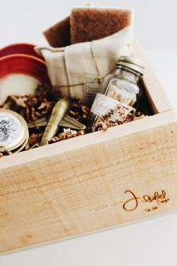 Custom Housewarming Gift Box