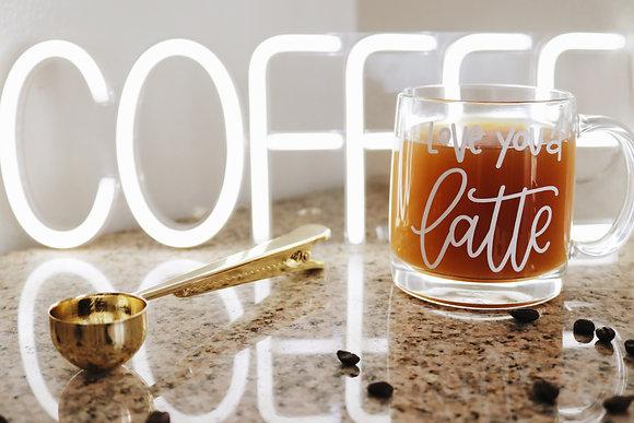 Love you a latte