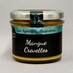 Mangue, Crevettes