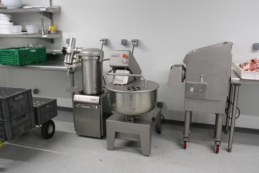Laboratoire réfrigéré