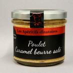 Poulet, Caramel au beurre salé