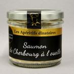 Saumon de Cherbourg à l'Oseille