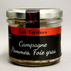 Campagne, Pommes, Foie Gras