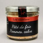 Pâté de Foie, Pommes, Calva