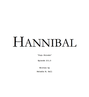 HANNIBAL Title Page