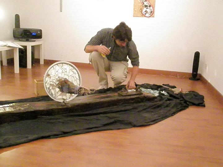 scultura 10.25 stazione bologna