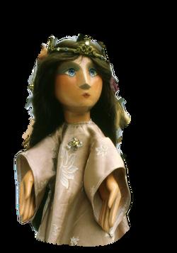 """Principessa d""""Il Principe ranocchio"""""""