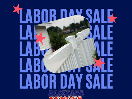 Labor Day Sales Start Early!