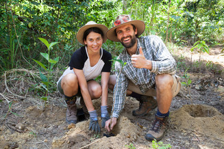 Planting the Rainforest