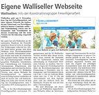 Artikel Anzeiger von Wallisellen_191128.