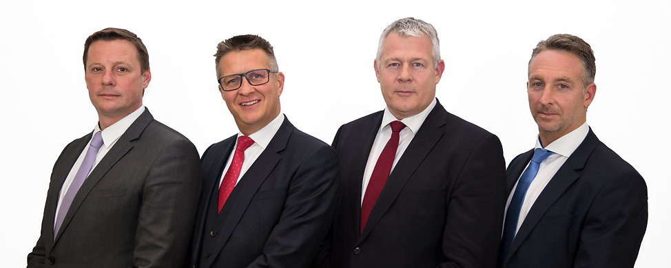 Gruppenfoto Kanzlei Rechtsanwälte