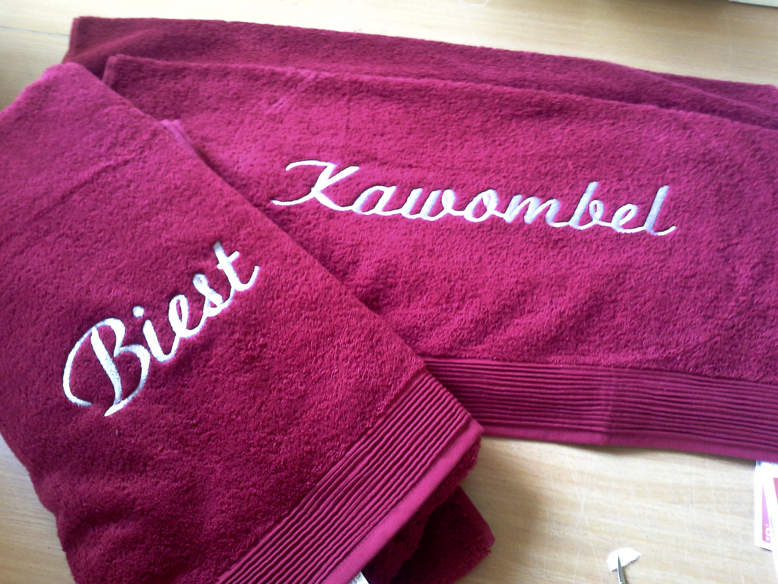Biest & Kawombel
