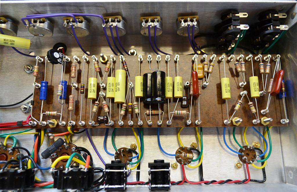 MASONETTE circuit wiring