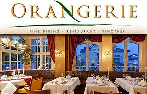 Orangerie Restaurant in Kühlungsborn