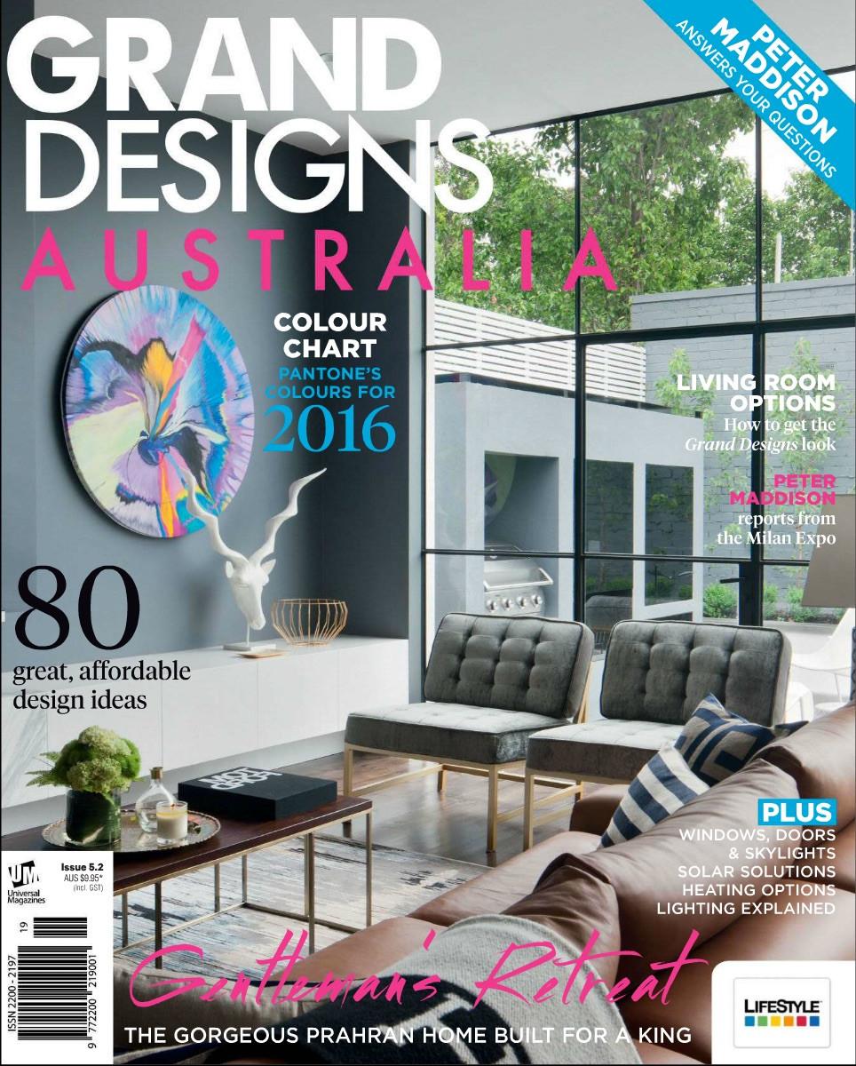 Grand Designs Australia 5.2 COVER