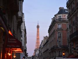 PARIS, MON AMOUR..