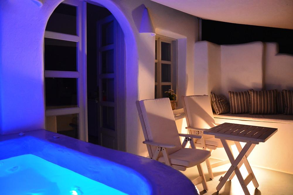 suite in notturna