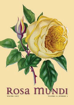 Rosa Mundi #5, Vol. 21, No. 2, Winter 2007