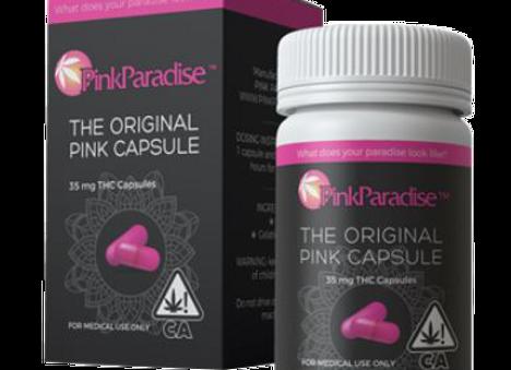 The Original Pink Capsule- 7 Pack