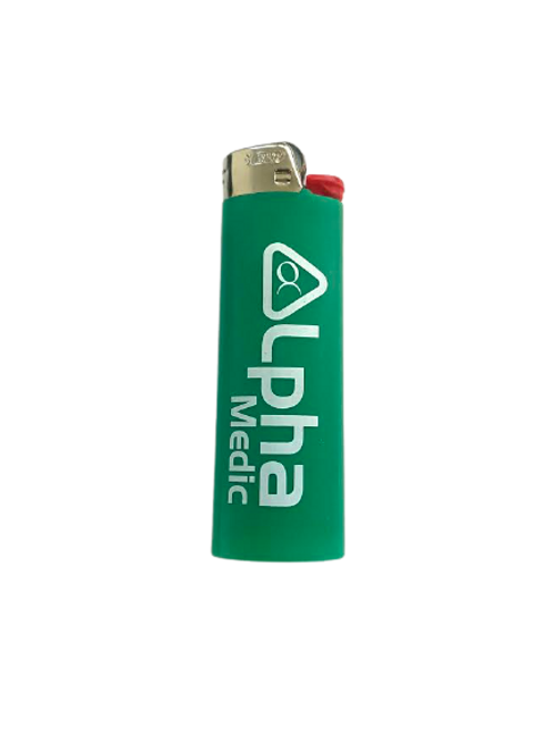 BIC Lighter - Green Alpha