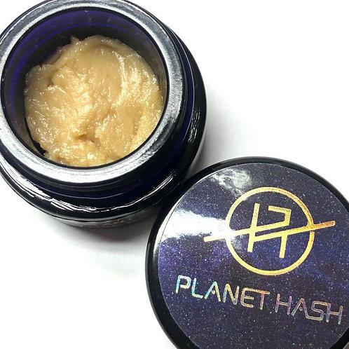 1G Hash Plant Hash Rosin - Planet Hash